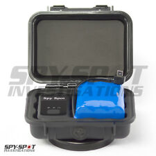 Weatherproof Magnetic Mount Case with Extended Rechargeable Battery for GPS