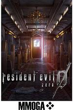 Resident Evil 0 - Biohazard 0 HD REMASTER - Steam Download Key PC Code [DE][EU]