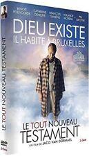 """DVD """"Le Tout Nouveau Testament"""" Benoit Poelvoorde  NEUF SOUS BLISTER"""