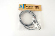 NEW Shimano Dura Ace #84030100 grey brake cable Set from the 1980s NOS