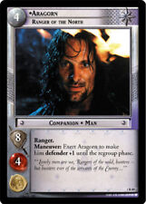 LOTR: Aragorn, Ranger of the North [Moderately Played] Fellowship of the Ring Lo