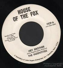1970 Indentities Soul Funk DJ 45 (Hey Brother)