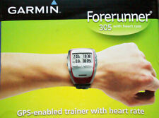 Garmin Forerunner 305 GPS-Enabled Trainer w/Heart Rate For Runners