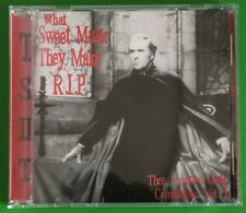 WHAT SWEET MUSIC THEY MAKE R.I.P VAMPIRE GUILD COMPILATION VOL 3 CD RARE