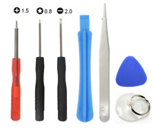 7 pc/s Mobile Phone Repair Tool Kit Opening Screwdriver Set iPhone iPad Samsung