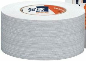 Shurtape MB 200CT Metal Building Insulation Tape: 2.83 in x 50.3 yds. (White)