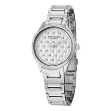 Stuhrling 567 01 Culcita Swarovski Crystals Stainless Steel Womens Watch