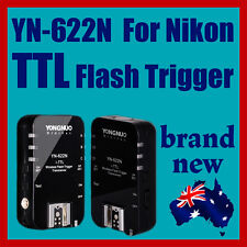 YONGNUO Wireless Flash Trigger TTL YN-622N with HSS 1/8000 for Nikon Camera