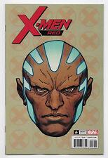 X-Men Red #6 Marvel Comics 2018 Travis Charest Headshot Variant Cover Gentle