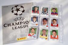 Panini Champions League 99/00 Komplettset 1999/2000 Komplettset + Leeralbum