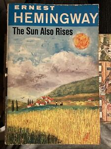 The Sun Also Rises (Paperback 1970) by Ernest Hemingway