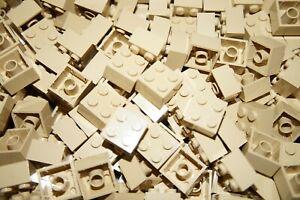 LEGO 40 x BEIGE/TAN BRICKS 2 x 2  No 3003 CITY-STAR WARS-MOVIE-FRIENDS