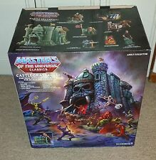 Masters of the Universe Classics Castle Grayskull loose complete with box