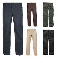 Dickies - Original 873® Slim Straight Work Pant Feizeit chino Arbeit Herren Hose