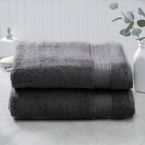 Charisma 100% Hygrocotton 2-piece Bath Sheet Set