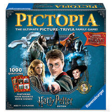 Ravensburger Harry Potter Pictopia Picture Trivia Family Game