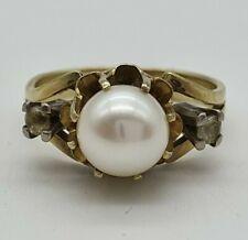 Art Deco 333 Gold Ring -  21.5.20