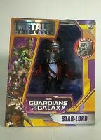 "STAR LORD~4"" METALS DIE CAST FIGURE~JADA TOYS~GUARDIANS OF THE GALAXY"