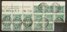 MARIENWERDER 1LF Magnifique unité avec leerfeldern Timbré (A6553