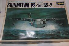 HASEGAWA 1:72 SHINMEIWA PS-1/SS-2