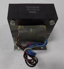 Control Transformer 904-9098 / 168-9515 *Pzb*