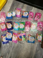 Barbie McDonald's Happy Meal Toys ~ 1996 - 2002 ~ Sold as a lot of 20 toys