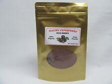 4 oz Acai Berry juice powder Organic Kosher Non GMO FREE SHIPPING Smoothie