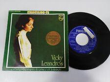 "VICKY LEANDROS APRES TOI SINGLE 7"" VINYL SPANISH EDITION PHILIPS 1972"
