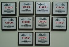 Cisco 10X 32MB Compact Flash Tarjeta de memoria CF 16-2648-02 JOBLOT a granel