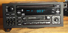 JEEP Grand Cherokee Wrangler DODGE Ram Caravan LHS Radio Stereo CD Tape Player