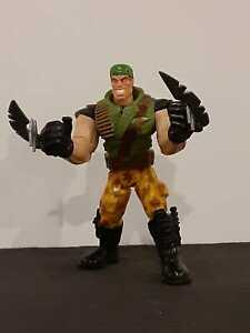 Small Soldiers Movie Battle Changing Kip Killigan Loose Accessories 1998 Action