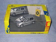 DV6585 UH UNIVERSAL HOBBIES RENAULT CLIO SPORT V6 24V PARIS 1998 7711211534 1/43