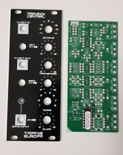 Frequency Central Trans Europa PCB/panel - Doepfer DIY - 20% off!!