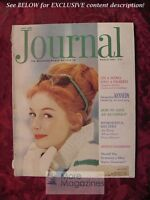 LADIES HOME JOURNAL March 1961 MARTY KELLY ALCOHOLISM AA RUMER GODDEN
