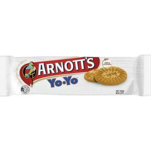 Australian original YO YO biscuits 10 packets
