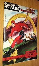 SUPER ALBO UOMO MASCHERATO # 65-29 DICEMBRE 1963-EDIZIONE SPADA-PHANTOM