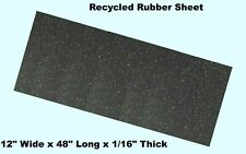 Rubber Sheet 12