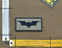 "Ricamata / Embroidered Patch ""Batman"" Coyote Tan with VELCRO® brand hook"