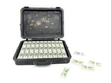 "FIG-BC: 1/12 scale Briefcase with US Money Cash Bills for 6"" action figures"