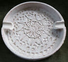 "Vintage Aldo Londi Bitossi Raymor Rimini Ceramic Ashtray Bowl Italy 5815 - 10.5"""