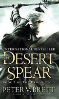 The Desert Spear The Desert Spear, Brett, Peter V., Good Condition, Book