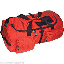 "Equinox Red Whale Bag - 18"" X 42"", 3.9 Lbs, Luggage, Gear, Made In The USA"