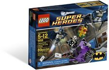 LEGO Batman Catwoman Catcycle City Chase 6858 Super Heroes DC Universe NEW!
