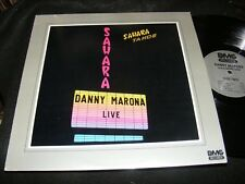 DANNY MARONA Live Private Issue SAHARA TAHOE Lounge Act COMEDIAN Signed Late 70s