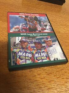 2002 Fleche Wallone Liege-bastogne-liege Dvd