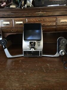 Vintage GOKO Nf 3003 Editor Viewer 8 mm With Motor Made In Japan