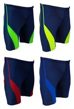ACCLAIM Beijing Mens Navy Running Fitness Keep Fit Training Lycra Sports Shorts