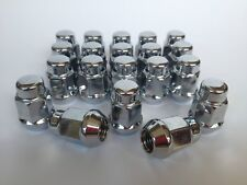 Nissan Patrol MK MQ GQ GU 4x4 4x2 - 24 pcs Chrome Wheel Nuts