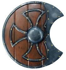 LARP-Schild RFB Rundschild mit Schwertmotiv