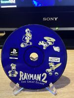 Rayman 2 Sony PlayStation 1 PS1 (Disk Only) - Tested & Working